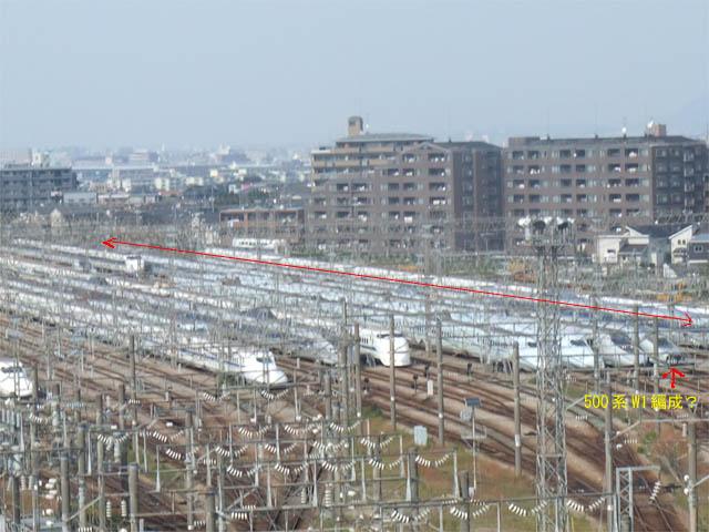 新幹線ふれあいデー 博多総合車両所一般公開 その3 500系W1を探して | 雑感日記